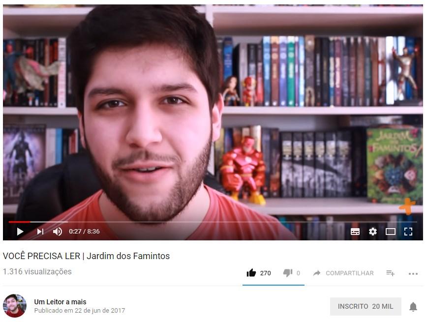 Vídeo - Resenha